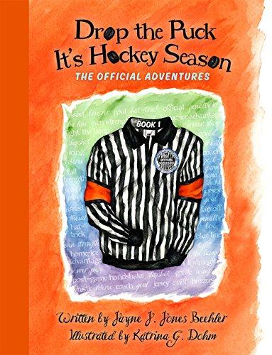 9781634890281: Drop the Puck: It's Hockey Season (Official Adventures)