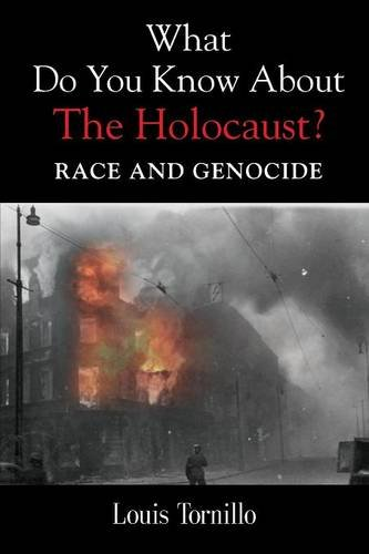 9781634907408: What Do You Know About The Holocaust? Race and Genocide