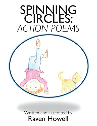 9781634982856: Spinning Circles: Action Poems