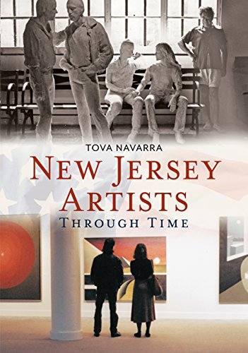 9781635000115: New Jersey Artists Through Time (America Through Time)