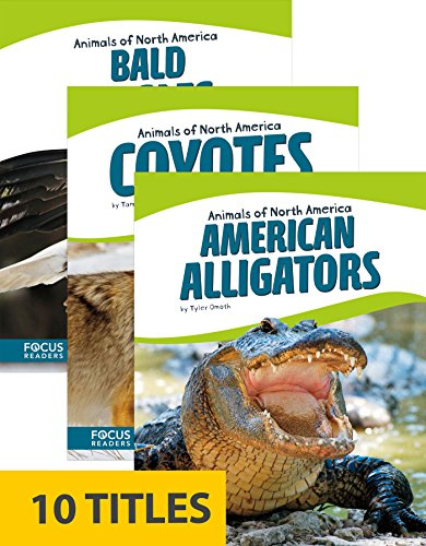 9781635170375: Animals of North America
