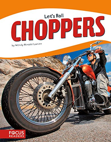9781635170542: Choppers (Let's Roll)