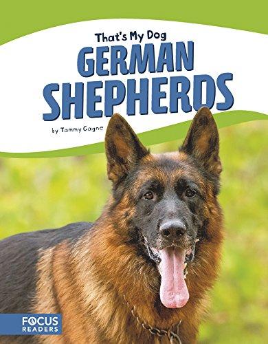 9781635176124: German Shepherds (That's My Dog)