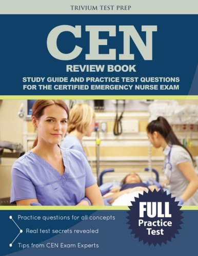 CEN Review Book 2018-2019: CEN Study Guide and Practice ...