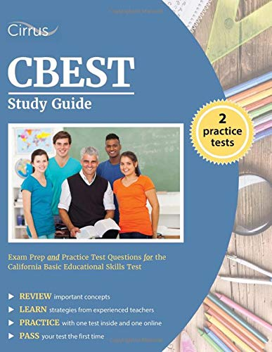 CBEST Study Guide - Study Guide for the CBEST Test with ...