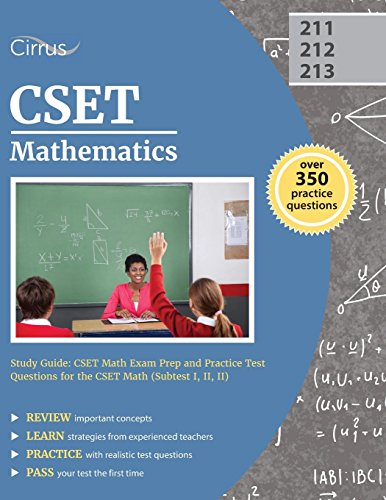 CSET: Mathematics Preparation Materials
