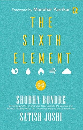 The sixth element: Satish joshi