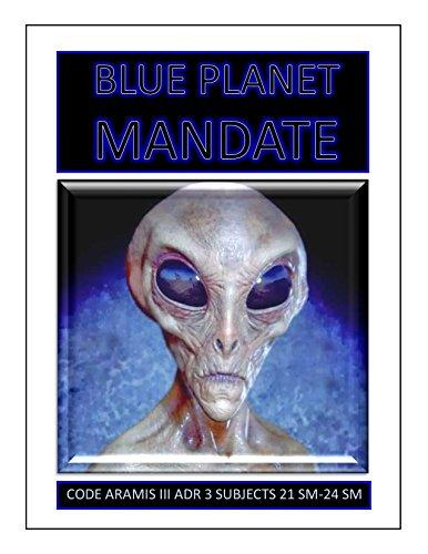 9781635354096: Blue Planet Mandate – Aliens on Earth