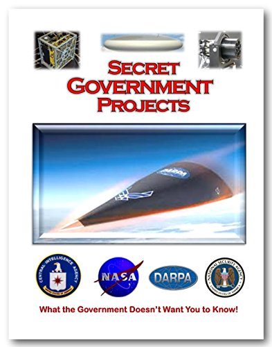 9781635355604: Secret Government Projects