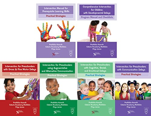 intervention strategies for children with developmental Children diagnosed with developmental delays find stimulation, support and encouragement in early intervention and specialized preschool classrooms as well as mainstream 'mommy and me' activities, baby gym and parks department programs.