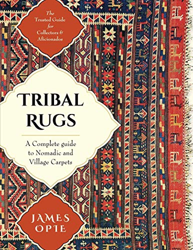 9781635610864: Tribal Rugs: A Complete Guide to Nomadic and Village Carpets