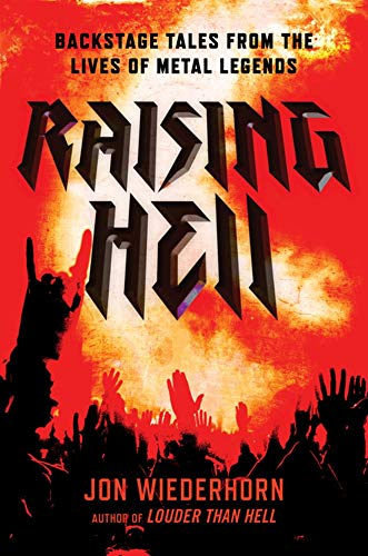 Book Cover: Raising Hell: Backstage Tales from the Lives of Metal Legends