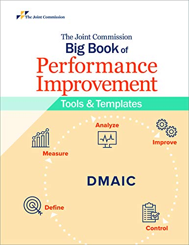 9781635850956: The Joint Commission Big Book of Performance Improvement Tools and Templates