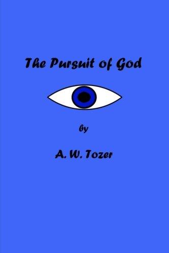 9781636000886: The Pursuit of God