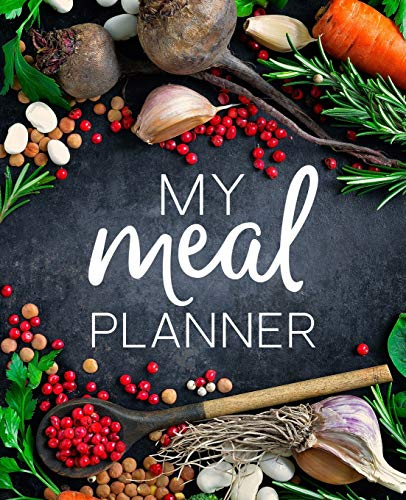 My Meal Planner: Weekly Menu Planner & Grocery List 9781640011434 2018 GIFT IDEAS | HEALTH & FITNESS | NUTRITION My Meal Planner is the perfect tool to track your upcoming meals and simplify your grocer