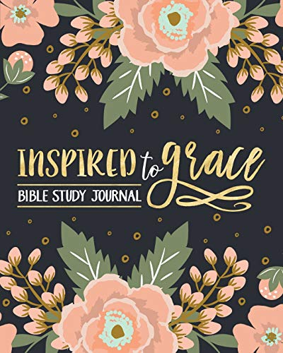 9781640016828: Inspired To Grace Bible Study Journal