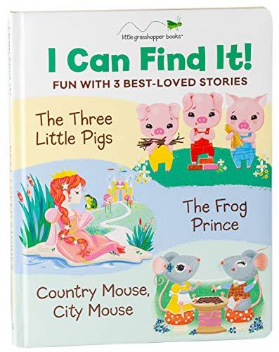 I Can Find It! Fun with 3: Little Grasshopper Books