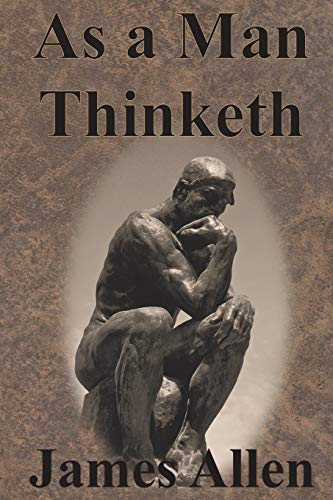 9781640320130: As a Man Thinketh