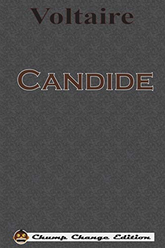 9781640320413: Candide (Chump Change Edition)