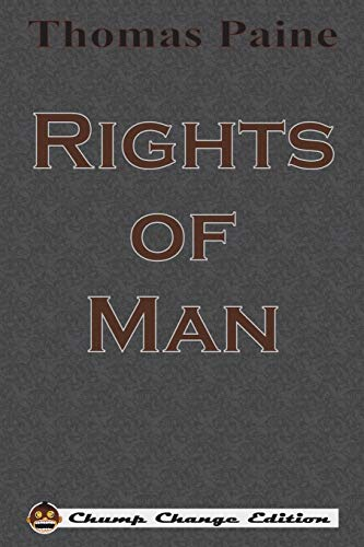 9781640320727: Rights of Man (Chump Change Edition)