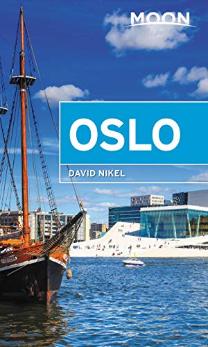 9781640490598: Moon Oslo (Second Edition) (Moon Travel Guides) [Idioma Inglés]