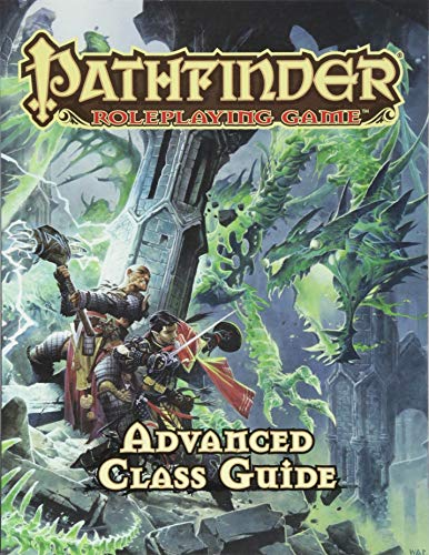 9781640780071: Pathfinder Roleplaying Game: Advanced Class Guide Pocket Edition