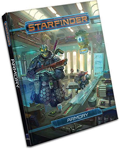 9781640780415: Starfinder Roleplaying Game: Armory