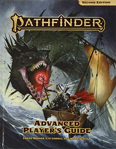 9781640782570: Pathfinder RPG: Advanced Player's Guide (P2)