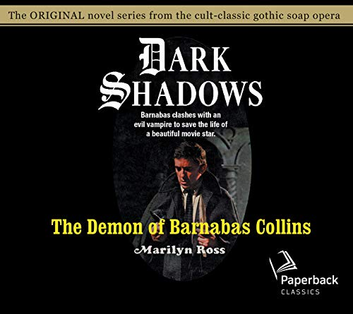 The Demon of Barnabas Collins (Volume 8): Ross, Marilyn