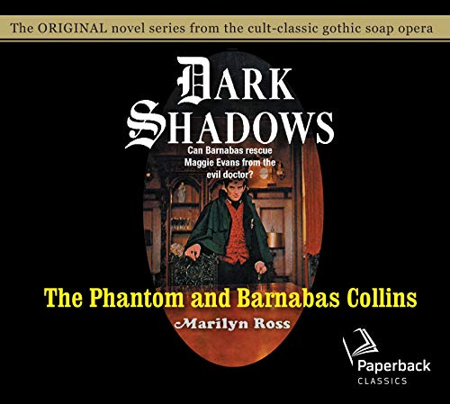The Phantom and Barnabas Collins, Volume 10: Marilyn Ross