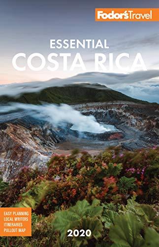 9781640971844: Fodor's Essential Costa Rica 2020 (Full-color Travel Guide)