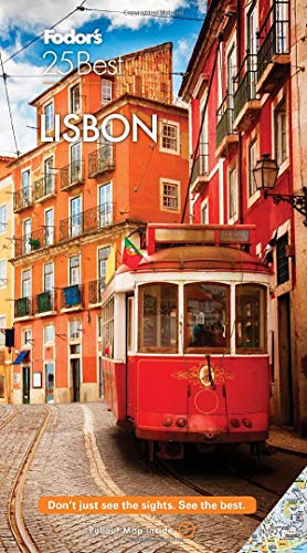 9781640972186: Fodor's Lisbon 25 Best (Full-color Travel Guide)