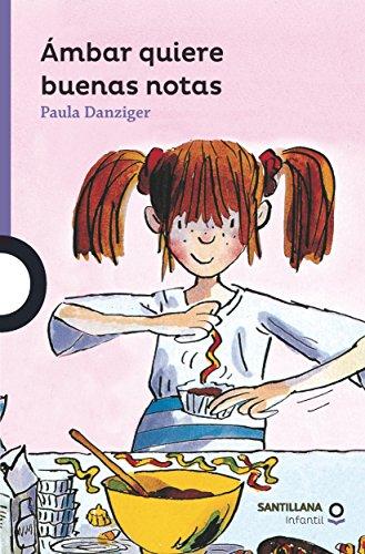 9781641012249: Ámbar quiere buenas notas (Serie morada: Amber Brown Chapter Book) (Spanish Edition)