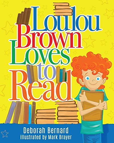 9781641112574: Loulou Brown Loves to Read