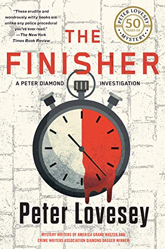 Book Cover: The Finisher