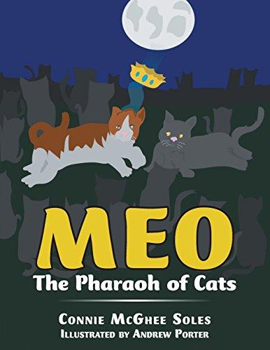 9781641330657: Meo: The Pharaoh of Cats