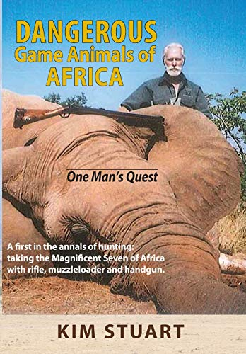 9781642040913: Dangerous Game Animals of Africa: One Man's Quest