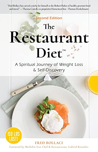9781642501889: The Restaurant Diet: A Spiritual Journey of Weight Loss & Self Discovery