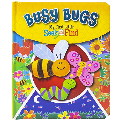 9781642690712: Busy Bugs - My First Little Seek and Find