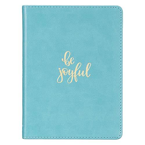 9781642722390: Journal Handy Luxleather Be Joyful