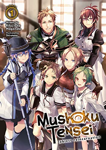 9781642751383: Mushoku Tensei Jobless Reincarnation Light Novel 1