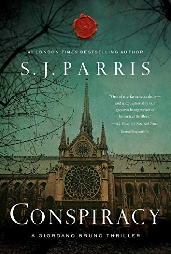 9781643135441: Conspiracy: A Giordano Bruno Thriller (Giordano Bruno Mysteries)
