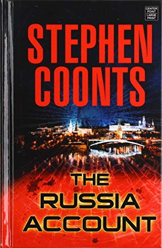 Book Cover: The Russia Account