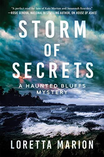 Book Cover: Storm of Secrets