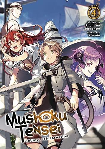 9781645051794: Mushoku Tensei Jobless Reincarnation Light Novel 4