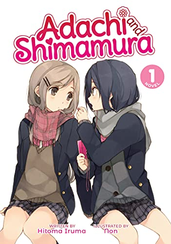 9781645055358: Adachi and Shimamura (Light Novel) Vol. 1