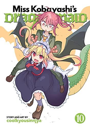 9781645057840: Miss Kobayashi's Dragon Maid Vol. 10