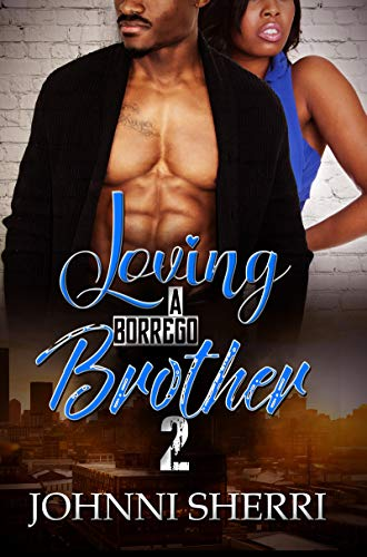 Book Cover: Loving a Borrego Brother 2