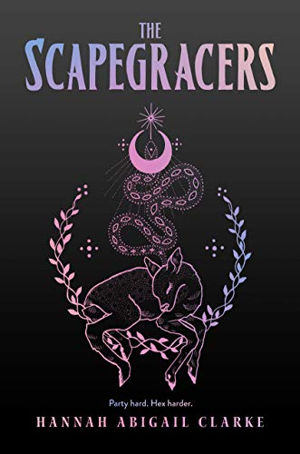 Book Cover: The Scapegracers