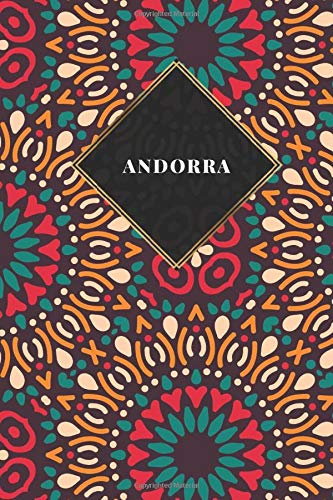 9781653111466: Andorra: Ruled Travel Diary Notebook or Journey Journal - Lined Trip Pocketbook for Men and Women with Lines